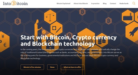 Into Bitcoin | Showcase of custom topics | Scoop.it
