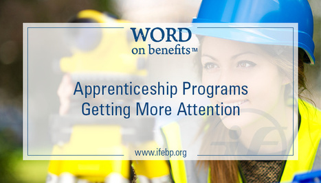 Apprenticeship Programs Getting More Attention | American Manufacturing | Scoop.it