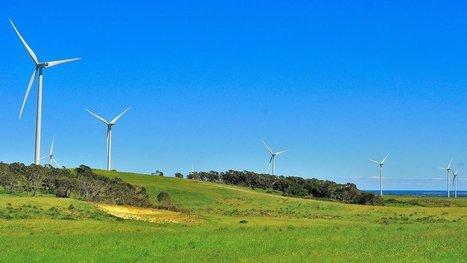 Case Study: Wind farm on King Island, Tasmania? | Teaching Sustainability for Stage 3 | Scoop.it