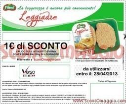 Coupon spesa da stampare Leggiadre Fileni   scontOmaggio   ulisse   Scoop.it