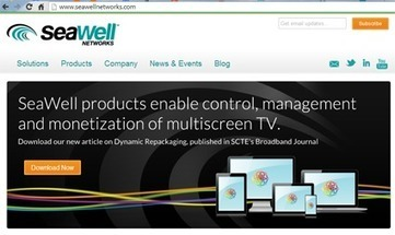 ARRIS Acquires SeaWell for ABR Streaming Technology - Converge Network Digest   内陆卡卡的Multiscreen 世界   Scoop.it