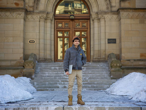 Ahmed Al-Khabaz expelled from Dawson College after finding security flaw | Canada | News | National Post | PR examples | Scoop.it