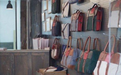 Leon Flam dépose ses bagages dans le Haut Marais   Retail Intelligence®   Scoop.it