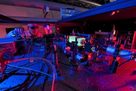 Do we live in a 2D hologram? New Fermilab experiment will test the nature of the universe | Amazing Science | Scoop.it