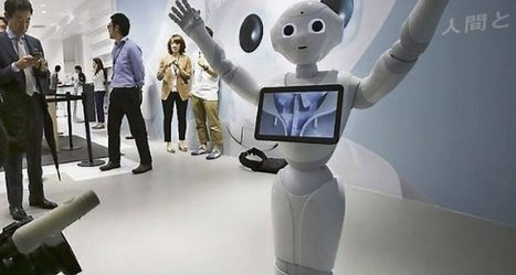Cheaper and faster Robots on the march in workplace | Technology in Business Today | Scoop.it
