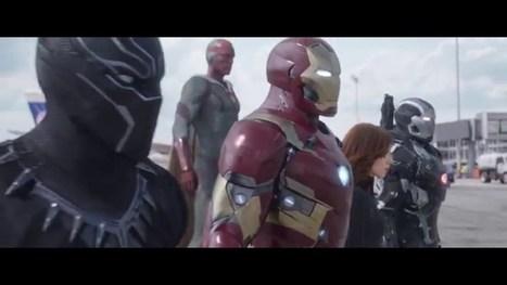 Marvel's Captain America: Civil War, Game Spot Trailer | Total Knowledge | Scoop.it