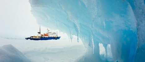 Déjà vu: Global warming expedition stopped in its tracks by Arctic sea ice -- Sott.net | The Arctic Circle | Scoop.it