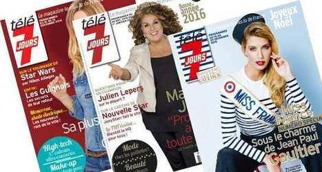 Rachat de «Télé 7 Jours»: Mondadori tiendrait la corde | Finances et entreprises | Scoop.it