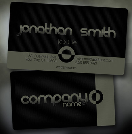 50 Free Photoshop Business Card Templates   Free and Useful Online Resources for Designers and Developers   Ergonomy, design, web creation & tips   Scoop.it