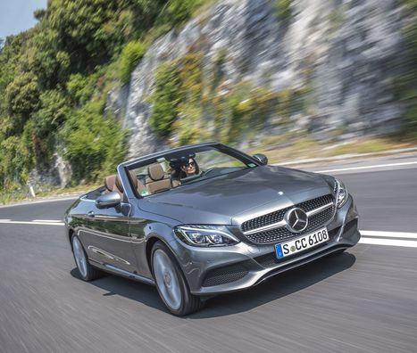 Mercedes Classe C Cabriolet, la découvrable toutes saisons   Luxe & Luxury   Scoop.it