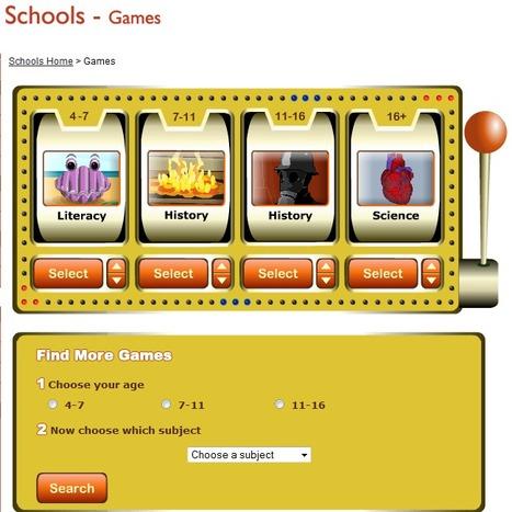 BBC - Schools - Games | ESOL, TESOL, TESL, ESL | Scoop.it