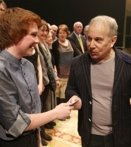 Paul Simon pays tribute to Seamus Heaney in Dublin - The Irish Post | The Irish Literary Times | Scoop.it