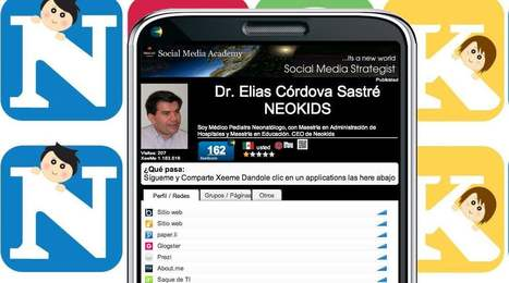 Dr. Elias's XeeMe | NEOKIDS | Scoop.it