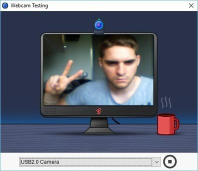 Detect automatically what program is using your webcam.   Outils perso 2.0   Scoop.it