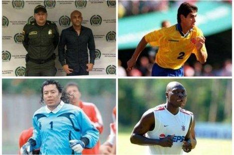 Cuando la droga y la tragedia se relacionaron con los futbolistas colombianos | @Futbol Baseymas | Scoop.it