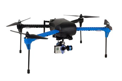 Des agriculteurs utilisent des drones pour leurs cultures   Ag app   Scoop.it
