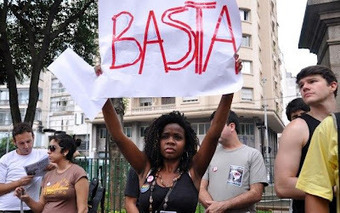 Video: Afro-Brazilian students are protesting against racism in São ...   MicroAggressions (Focus) + Not So Subtle   Scoop.it