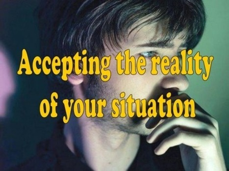Accepting the reality of your situation | SPYK Kyebando | Scoop.it