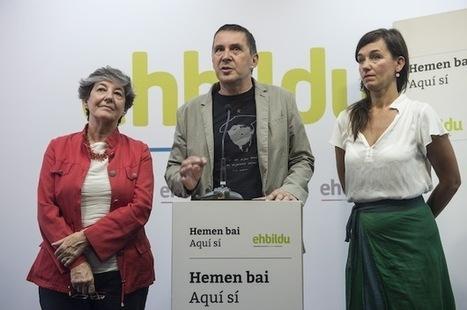 La candidature d'Arnaldo Otegi devant les tribunaux | BABinfo Pays Basque | Scoop.it