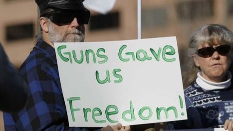 Lawmakers facing recall bids over strict gun laws in Colorado | Open Mind & Open Heart | Scoop.it