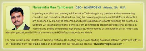 QA Testing Online Training | Software Testing Training | Qa Testing Training | Scoop.it