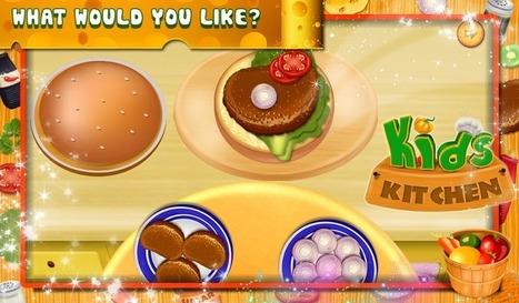 Kids Kitchen — Fun Cooking Game — Medium | Free Android Kids Games | Scoop.it