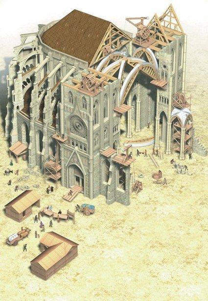 :: Arquitectura gótica ::   Arquitectura Divina   Scoop.it