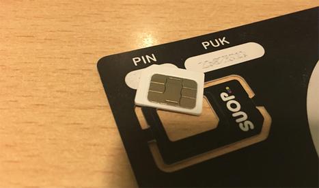 Cómo recuperar el código PIN de la tarjeta SIM | Las TIC en el aula de ELE | Scoop.it