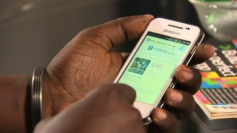 'Nigerian iTunes' dances to the mobile phone beat   African News   Scoop.it