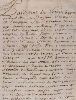 Le document du trimestre - Archives des Pyrénées-Atlantiques - Béarn Pays basque | GenealoNet | Scoop.it
