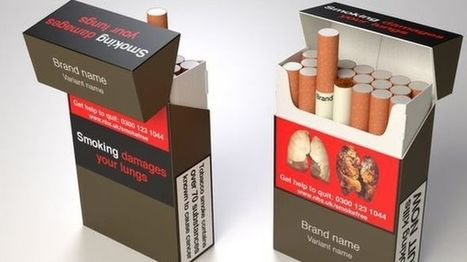 Tobacco firms lose plain packaging appeal - BBC News | Y1 Micro: Markets and Market Failure | Scoop.it