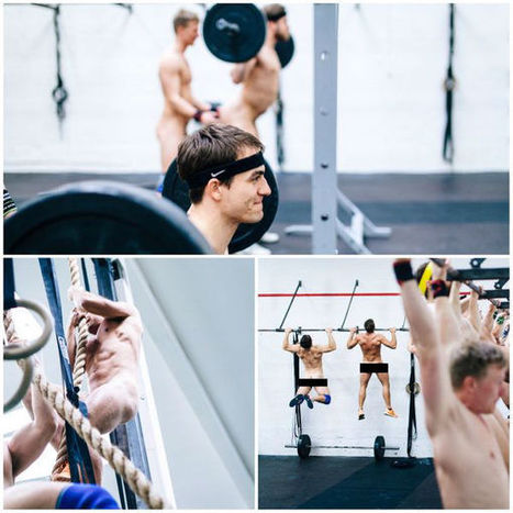 Nude Crossfit Is A Hoax? NSFW Workout Photos Go Viral | Digital-News on Scoop.it today | Scoop.it