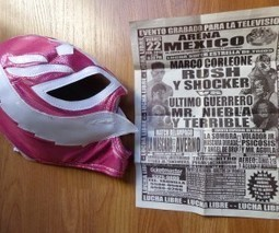 Lucha Libre | Mexican Wrestling | Team Kaker | luchadores | Scoop.it
