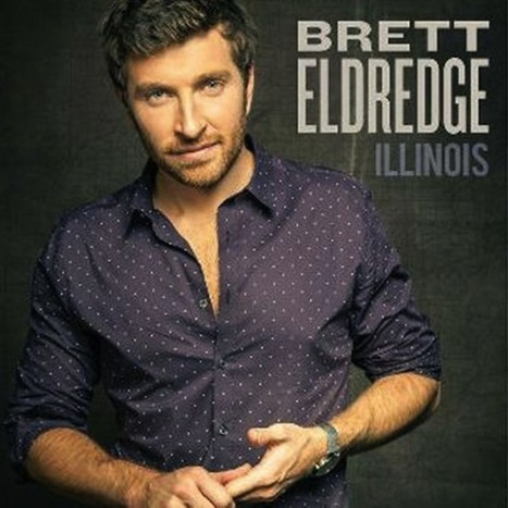 Everything We Know About Brett Eldredge's New Album, 'Illinois' | Country Music Today | Scoop.it
