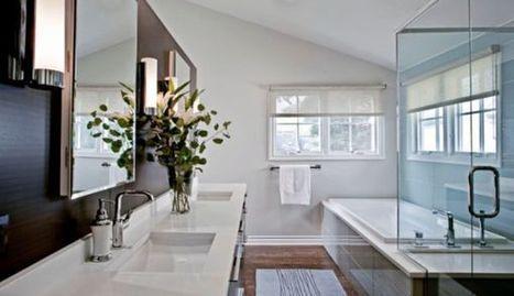Undermount Bathroom Sink Design Ideas We Love   Swedish design   Scoop.it