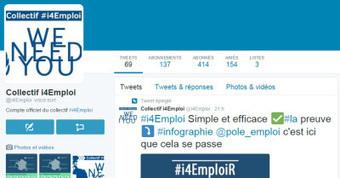 [#Article] Le compte @i4emploi pour mieux diffuser les demandes faites à #i4emploi et #i4emploiR | Accompagner la démarche portfolio | Scoop.it