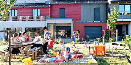 L'habitat coopératif une forme de logement solidaire - Le Labo de l'économie sociale et solidaire | habitat participatif | Scoop.it