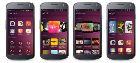 A stable version of Ubuntu's mobile OS is available now... if you own a Nexus 4 | GizmoGDGT.com | Scoop.it