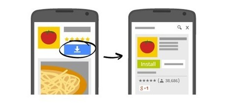 Google promet d'aider les développeurs à monétiser leurs applications mobile - #Arobasenet.com | Pierre-André Fontaine | Scoop.it