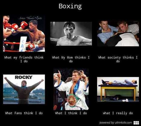 Boxing | What I really do | Scoop.it