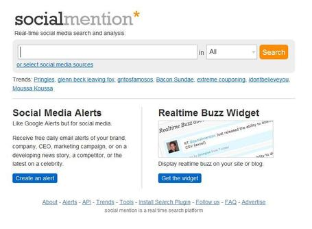 Social Mention | Social media kitbag | Scoop.it