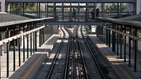 Strike halts sea, train travel in Greece - Press TV | Current Events in Greece | Scoop.it
