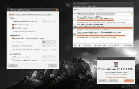 Transmission – A Fast, Easy, and Free BitTorrent Client for LinuxTrasmissione - Un BitTorrent Client veloce, facile e gratuito per Linux | Linux and Open Source | Scoop.it