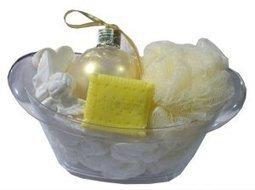 Baignoire vanille orientale - L'Accro du Bain | L'Accro du Bain boutique de produits pour le bain et savons gourmands:boule de bain, savons de Marseille,savon artisanal,cupcake de bain, savons cupcakes | Scoop.it