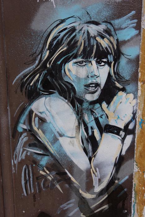 Jérôme Deiss - Paris - Alice | Photographies street-art | Scoop.it
