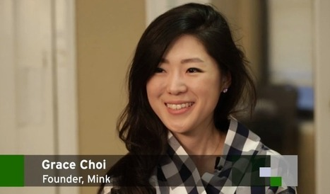 An Interview With Mink CEO Grace Choi, Who's Taking On The $55 Billion Beauty Industry With A 3D Makeup Printer | TechCrunch | FabLab & 3D Printing | Scoop.it