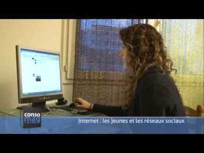 B1 Les jeunes et les réseaux sociaux   Francophonie   Scoop.it