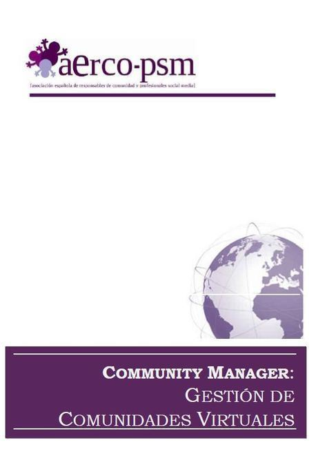 Excelente libro gratis: Community Manager – Gestión de ... | Curiosidades | Scoop.it