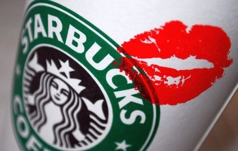 Influencia - Tendances - La déclaration d'amour de Starbucks | Original Brands | Scoop.it