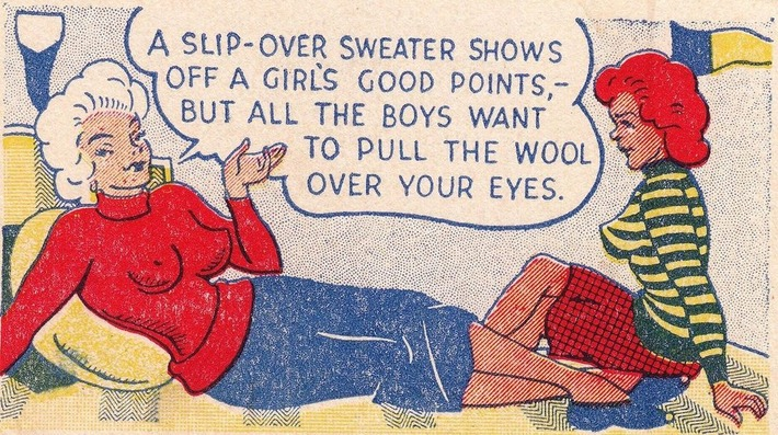 Sweater Gender Issues | Sex History | Scoop.it